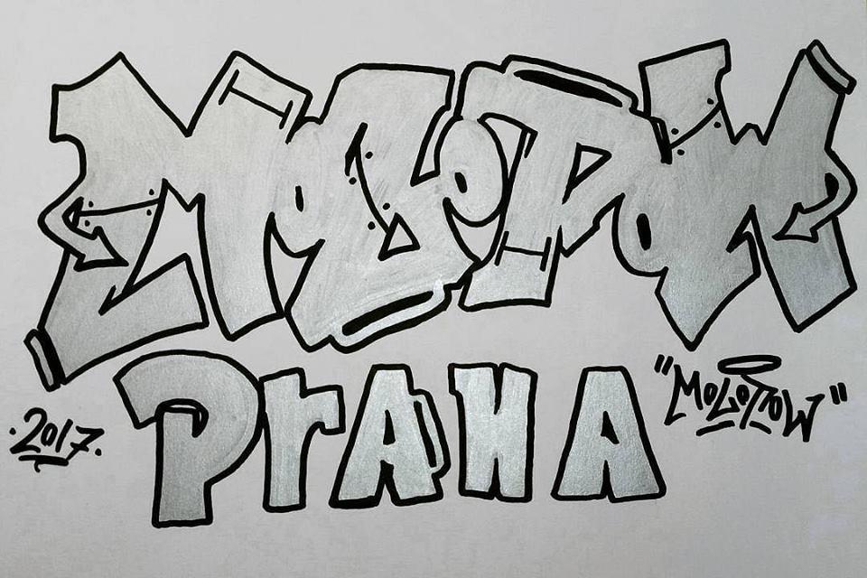 MOLOTOW™ PRAHA fan art #02