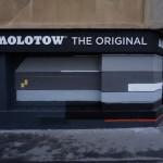 Molotow™ Praha fasáda x ZEBONE