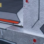 Molotow™ fasáda x ZEBONE - detail