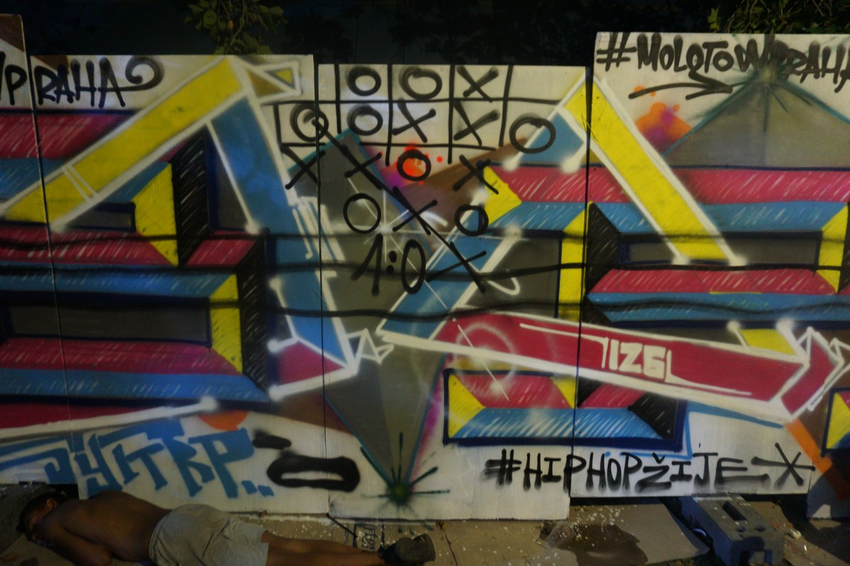 Hip Hop Žije 2018 x MOLOTOW™ PRAHA