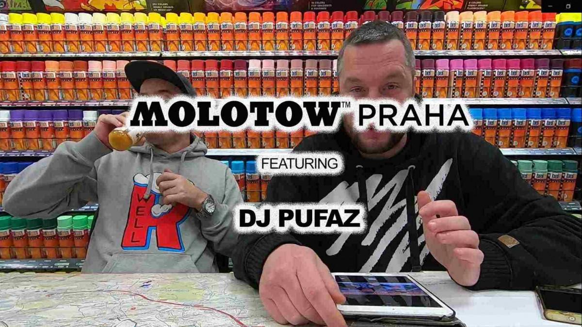 MOLOTOW™ PRAHA X DJ PUFAZ WT#03