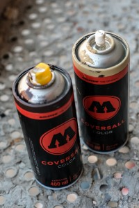 Molotow CoversAll Colors