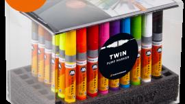 ONE4ALL Acrylic Twin set