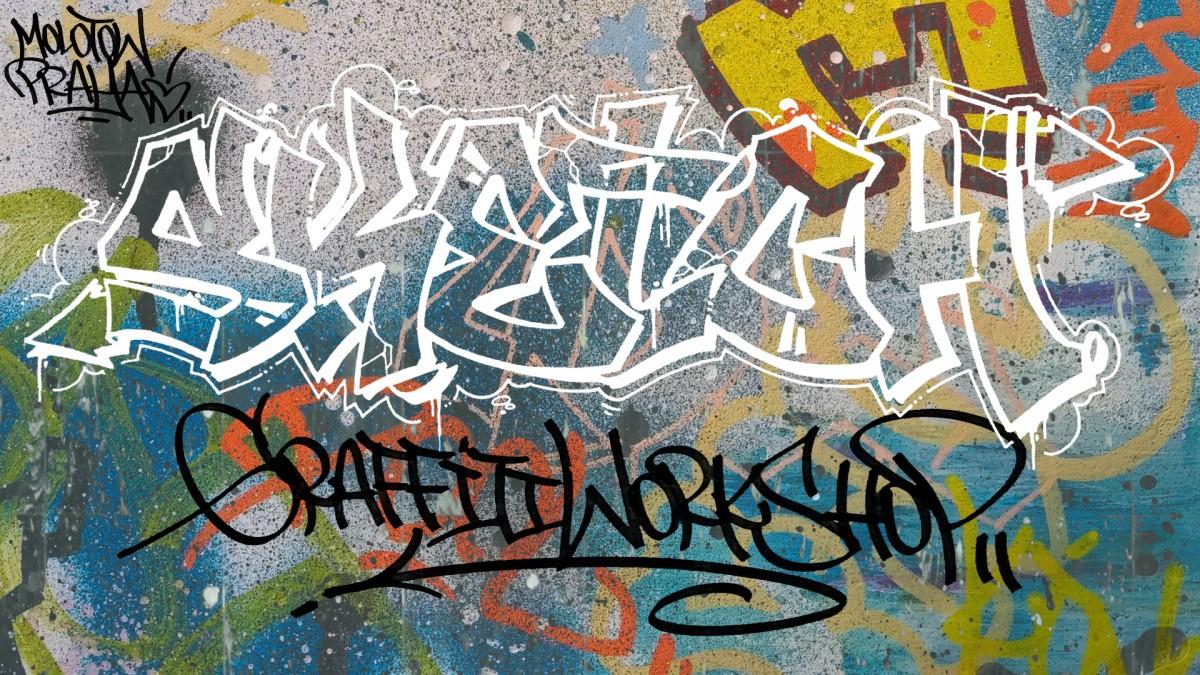 Graffiti Workshop #1