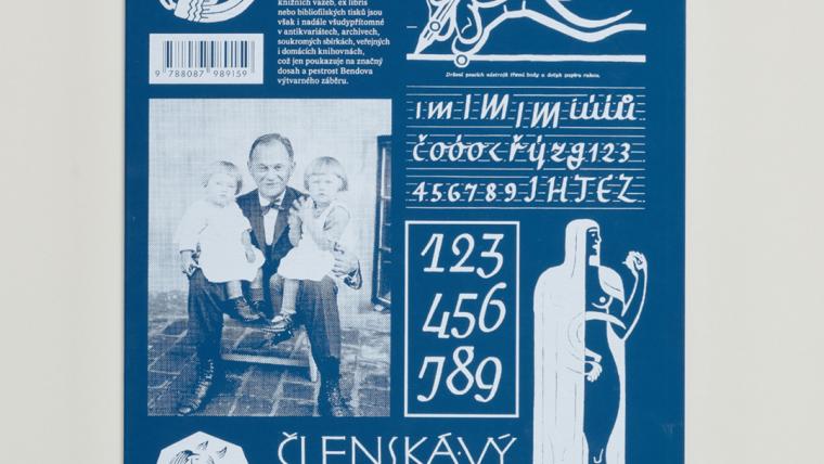 Jaroslav Benda 1882–1970 Book