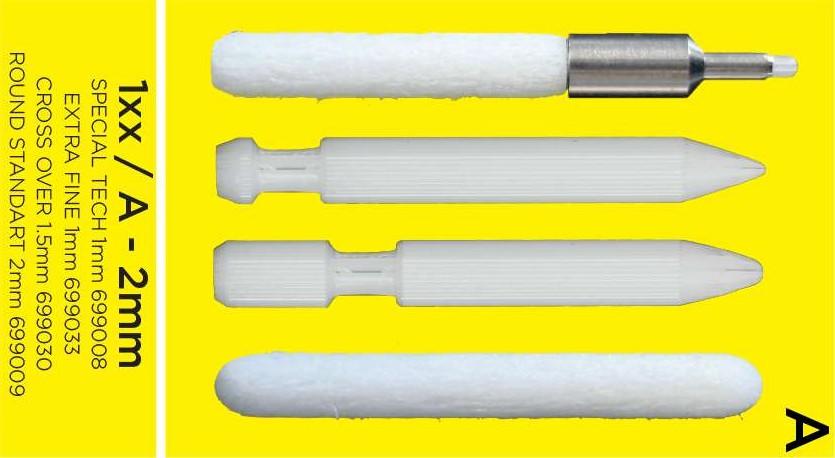 Molotow Hroty 1xx 1-2mm