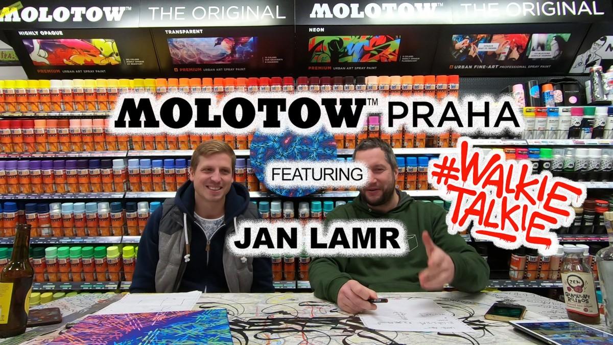 MOLOTOW™ PRAHA X JAN LAMR WT#08