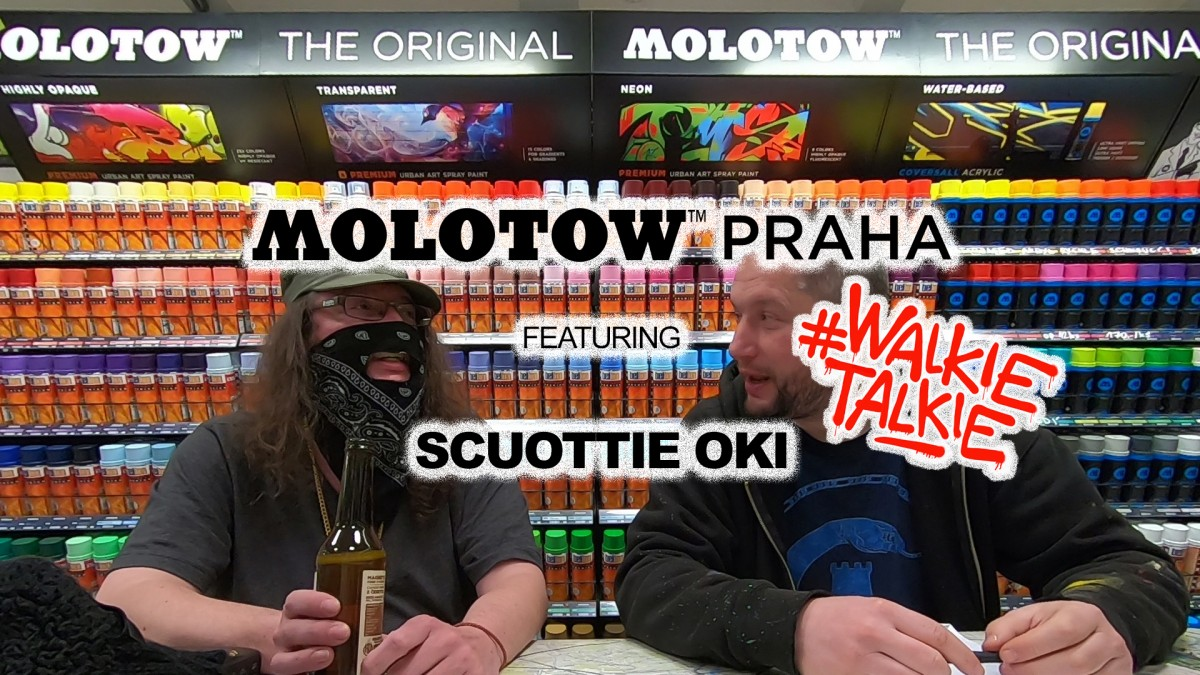 MOLOTOW™ PRAHA X SCUOTT WT#06